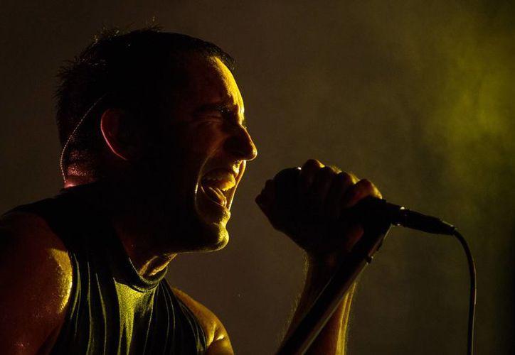 Trent Reznor, vocalista de Nine Inch Nails, tomará parte en el Festival Vive Latino que durará del 27 al 30 de marzo. (Agencias)