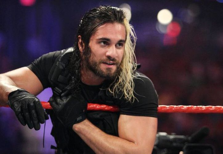 Seth Rollins es una de las estrellas de la WWE que vendría a Mérida en octubre próximo como parte de la gira de la WWE. (wp.me)