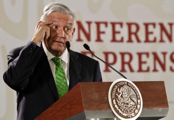 En el memorándum, López Obrador también plantea que se reconozca todo el daño que causaron las anteriores autoridades. (Foto: Notimex/Ashlei Espinoza)