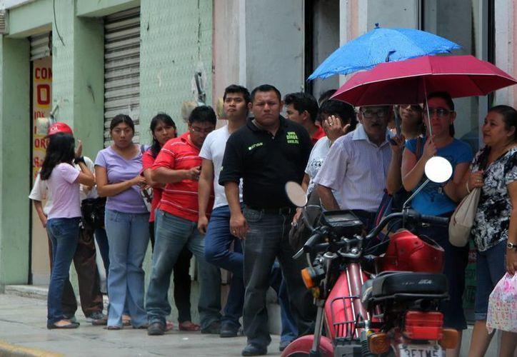 Para este lunes Mérida espera un día mayormente nublado. (José Acosta/SIPSE)
