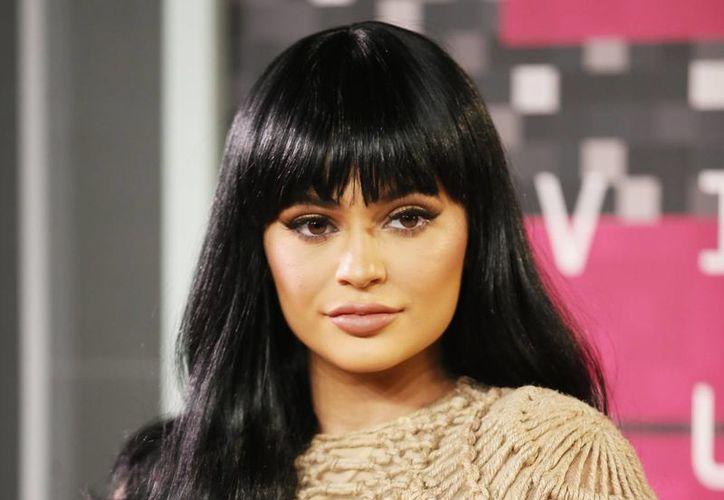 """Kylie Jenner, la hermana menor del clan Kardashian, participó en el video musical de """"Dope'd up"""", sencillo de su novio, el rapero Tyga. (Archivo Reuters)"""