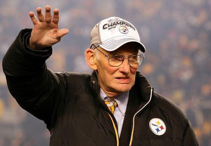El propietario de los Pittsburgh Steelers, Dan Rooney, ha fallecido. (USA Today)