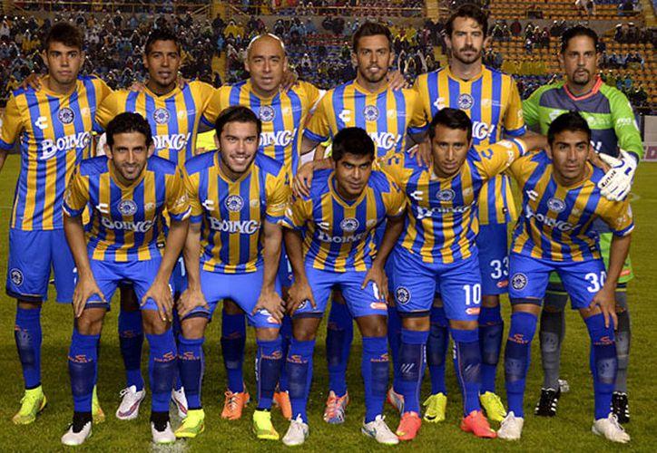 El Atlético San Luis dejó de existir, luego de que sus accionistas dejaron de apoyar al equipo en la Liga de Ascenso.(Archivo/SIPSE)
