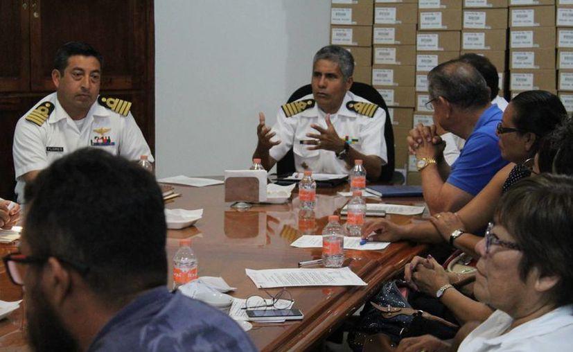 Este viernes se dio a conocer el operativo marítimo de seguridad que se aplicará en Progreso entre julio y agosto por vacaciones. (Milenio Novedades)