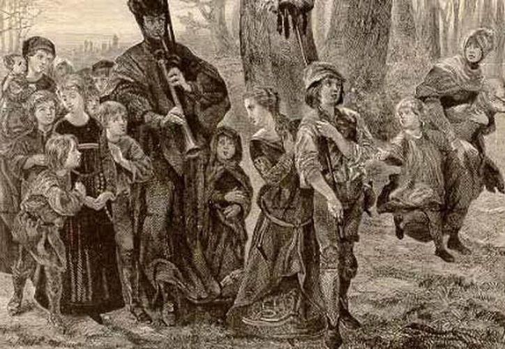 Nadie imaginaría que para construir el convento de Izamal se utilizó magia con flautas para hipnotizar a los indígenas, a fin de que trabajaran gratis. (Jorge Moreno/SIPSE)
