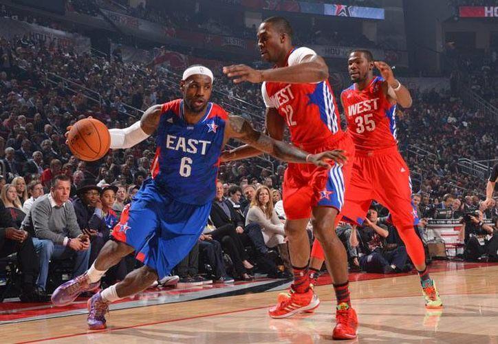 El Madison Square Garden albergará el Juego de Estrellas y el Barclays Center el torneo de clavadas. (nba.com/Foto de contexto)