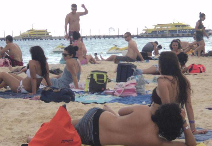 Esperan un gran arribo de turismo nacional. (Adrián Barreto/SIPSE)