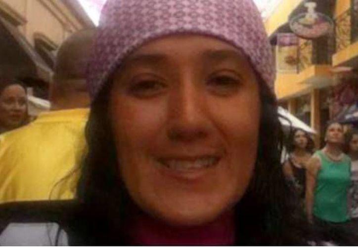 La defensora de los Derechos Humanos, desapareció hace 17 días. (Foto: Internet)