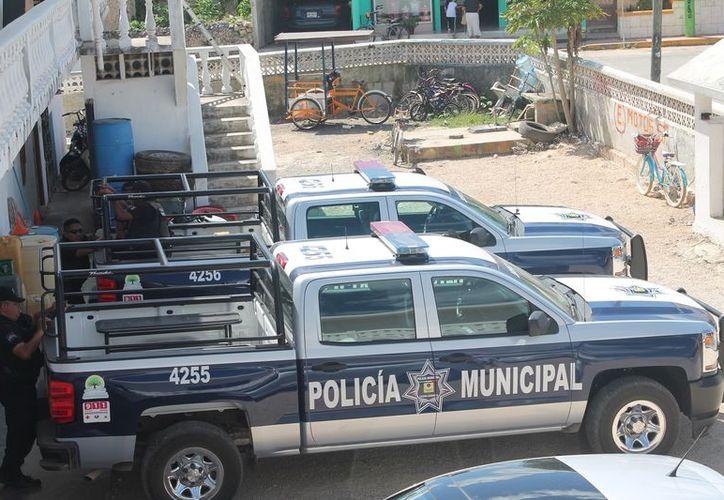 Equiparán a Seguridad Pública con recursos del Fortaseg. (Raúl Balam/SIPSE)