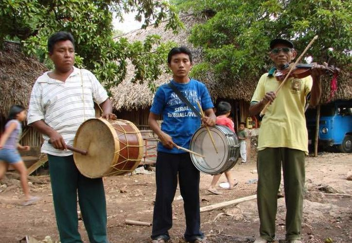 Gracias a un trabajo del INAH, la música maya formará parte de una serie que incluye música regional de todo México. (SIPSE/Foto de contexto)