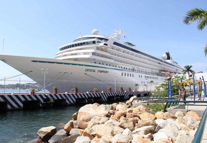 La demanda de turistas mexicanos que viajan en cruceros en Europa no solo creció 20% el año pasado, sino que se espera que crezca aún más este año. (Notimex)