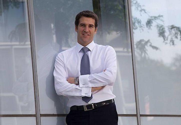 Enrique Sanz comenzó a trabajar como secretario general de la Concacaf en julio de 2012, bajo el mando del nuevo presidente Jeffrey Web. (Concacaf.com)