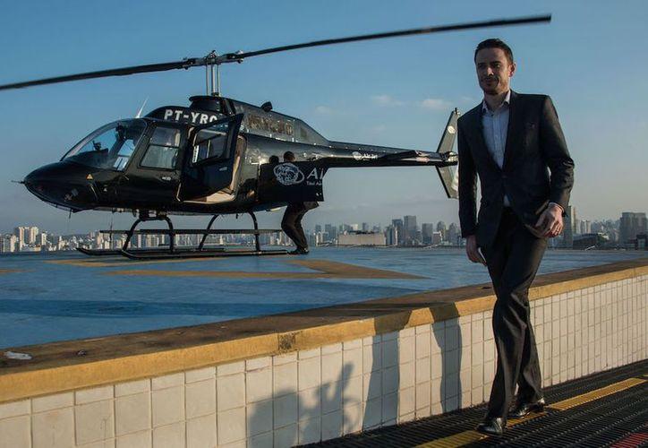 La startup Voom, que forma parte de Airbus, inicia operaciones en la capital mexicana. (Foto: La Nación)