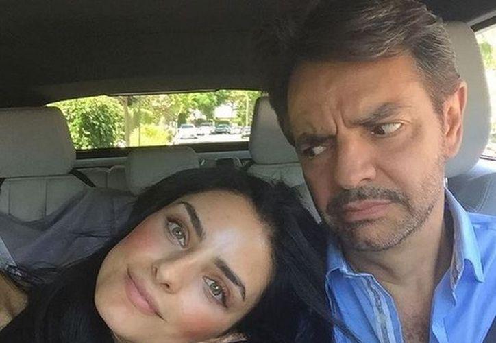 El comediante habló de la relación de su hija en el programa de Don Francisco. (Contexto/Internet)