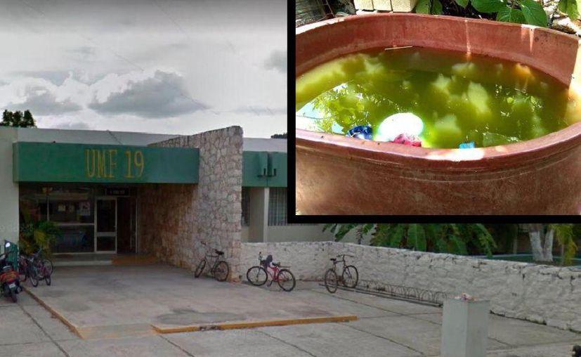 La madre del infante lo perdió de vista unos momentos para luego hallarlo sin vida en una tina con agua. (Novedades Yucatán)