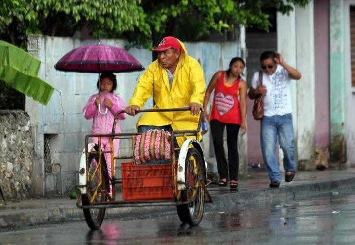Nublados con potencial de chubascos podrían hacerse presentes este miércoles en Yucatán. (Archivo/ SIPSE)