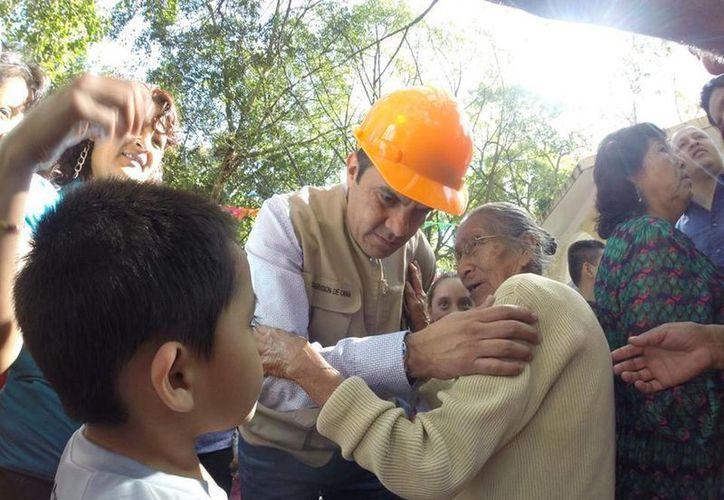 Cuauhtémoc Blanco no podrá ser removido de la presidencia municipal de Cuernavaca hasta que la Suprema Corte defina su situación. (Facebook/Municipio de Cuernavaca)