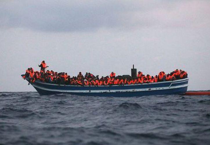 Al parecer hay un único sobreviviente. (Reuters).