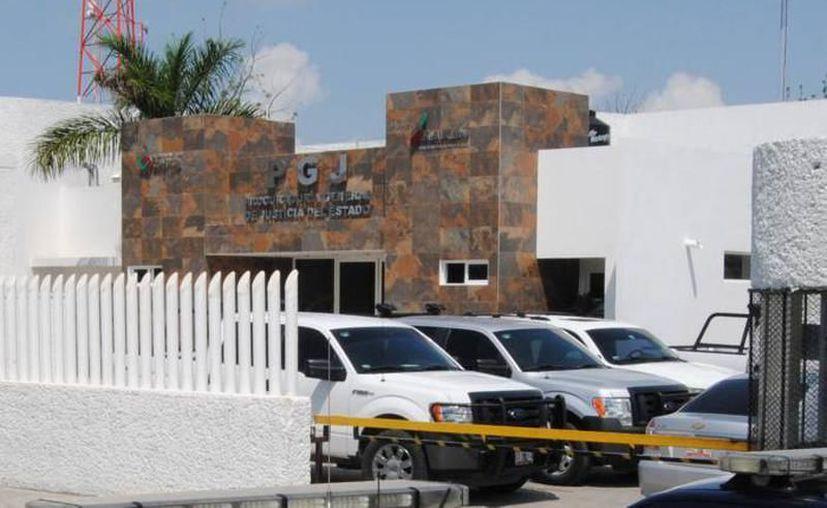 El padre del menor solicitó la intervención de elementos de la Secretaría municipal de Seguridad Pública y Tránsito. (Redacción/ SIPSE)