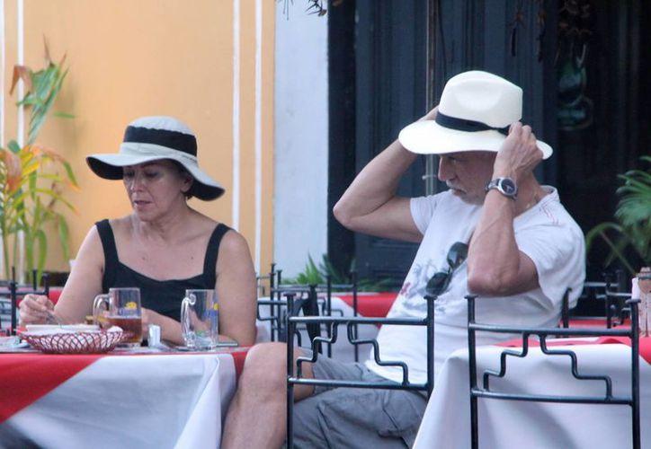 En estos días continuarán el cielo despejado y las altas temperaturas en Yucatán, según la Conagua. (José Acosta/SIPSE)