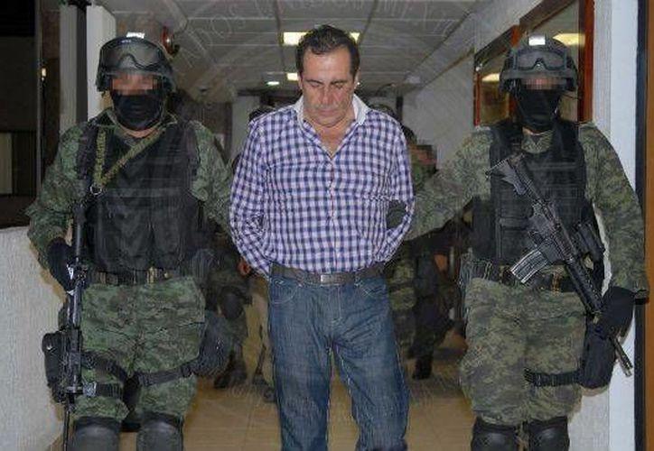 Tras la muerte de Héctor Beltrán Leyva (foto) se separaron varios grupos que hoy pelean entre sí, entre ellos Guerreros Unidos y Los Rojos. (24-horas.mx)