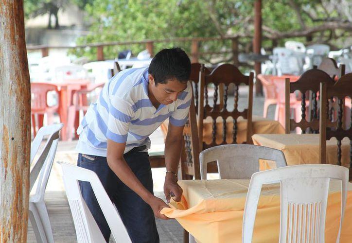 El recurso será utilizado para equipamiento e insumos de los restaurantes. (Joel Zamora/SIPSE)