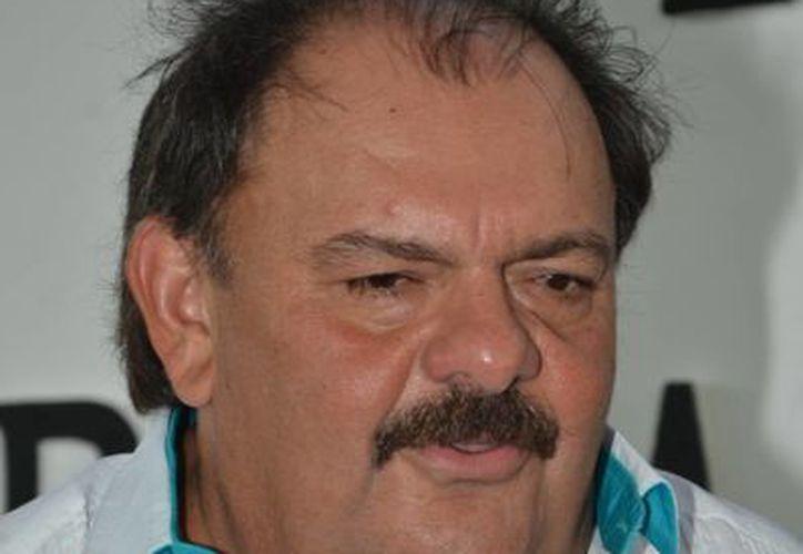 Eduardo Espinosa Abuxapqui, presidente municipal de Othón P. Blanco, destapó sus aspiraciones políticas. (Gerardo Amaro/SIPSE)