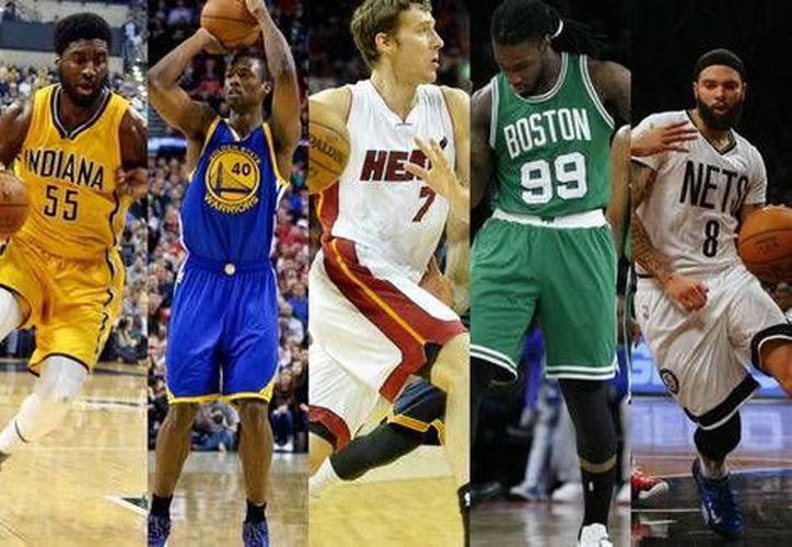 Quedan dos posiciones en la Conferencia Este de la NBA y una en el Oeste para clasificar a playoffs. (Agencias)