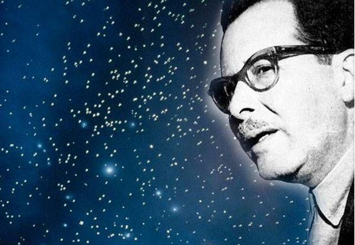 Guillermo Haro Barraza impulsó el desarrollo de la astronomía en el país. (Milenio Novedades)