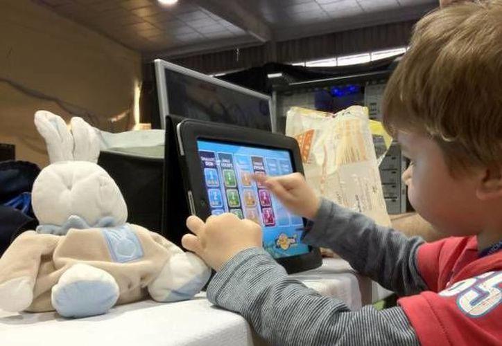 La tecnología es ahora un derecho explícito en la Ley General de los Derechos de Niños, Niñas y Adolescentes. (SIPSE)