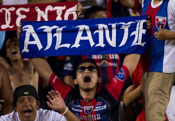 Los Potros del Atlante se enfrentarán con Las Chivas de Guadalajara durante la CopaMX. (Milenio)