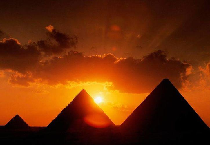 El secreto de las Pirámides de Egipto, de cómo se construyeron, ya comenzó a ser revelado por los científicos. (sobrehistoria.com)