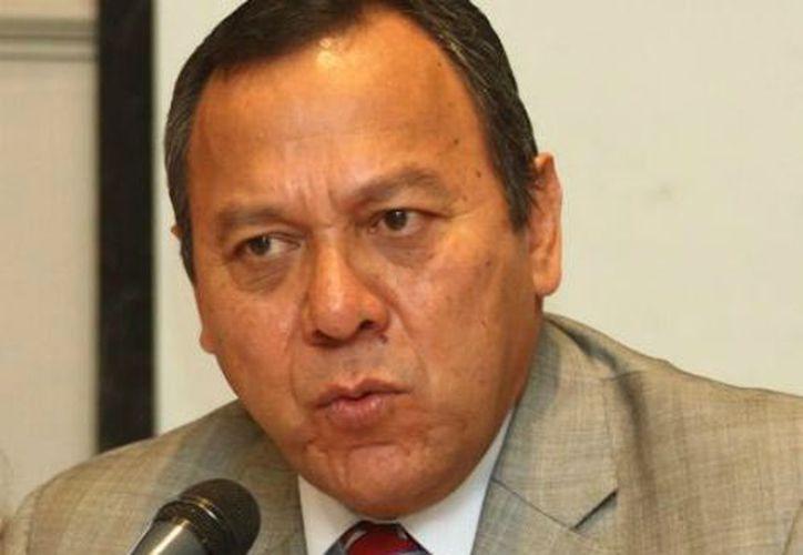 Zambrano también descartó que Alejandro Encinas vaya a salir del PRD. (Milenio)