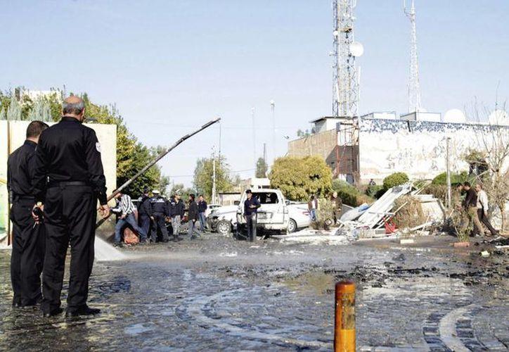 Un coche bomba explotó hoy cerca del consulado de Estados Unidos en la ciudad de Erbil, capital de la región autónoma del Kurdistán iraquí, informó a Efe una fuente de seguridad kurda. (EFE/Archivo)