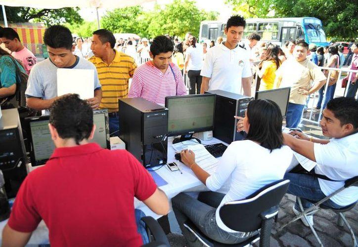 El evento se realizará en la explanada de la Plaza de la Reforma. (Israel Leal/SIPSE)