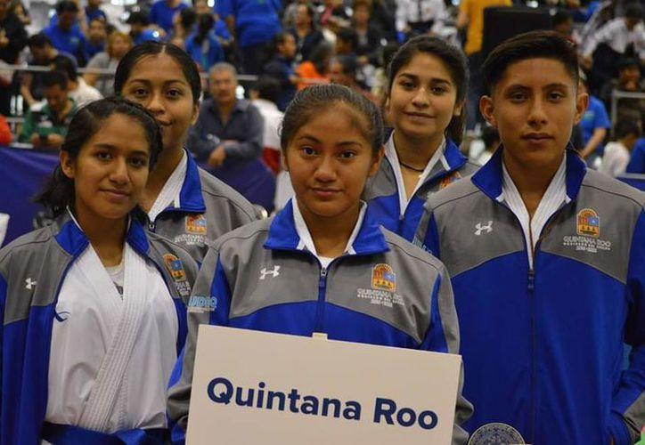 Quintana Roo cumplió con su encomienda durante el Selectivo de la especialidad en Irapuato. (Ángel Villegas/SIPSE)