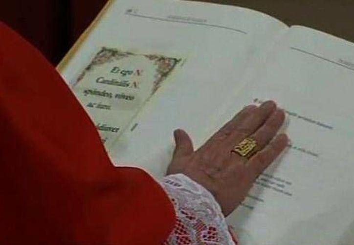 El Papa pide que la Iglesia no se comporte como una ONG o empresa. (Internet/Contexto)