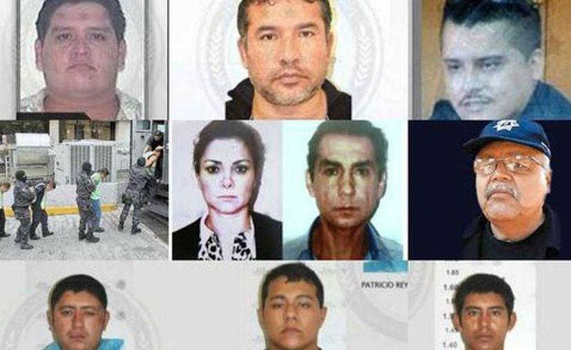 De los 111 detenidos, 52 eran policías de Iguala, 19 de Cocula y 40 criminales de Guerreros Unidos. (Milenio)