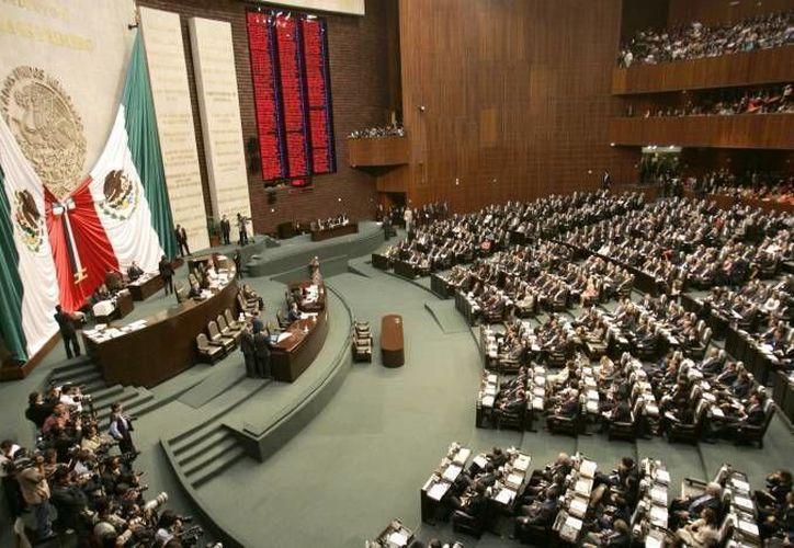 Se espera que las minutas de reforma político-electoral sean aprobadas en lo general por diputados de los siete partidos. (Milenio/Foto de archivo)