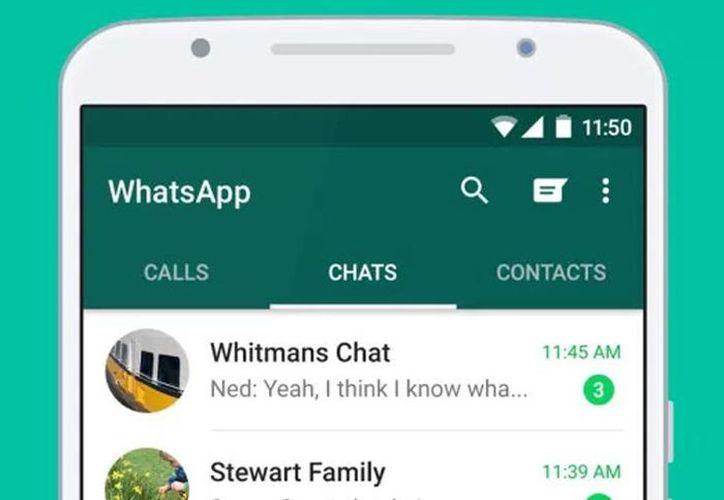 La nueva funcionalidad todavía no está presente en las versiones estables de WhatsApp para iOS y Android. (Foto: Contexto/Internet)