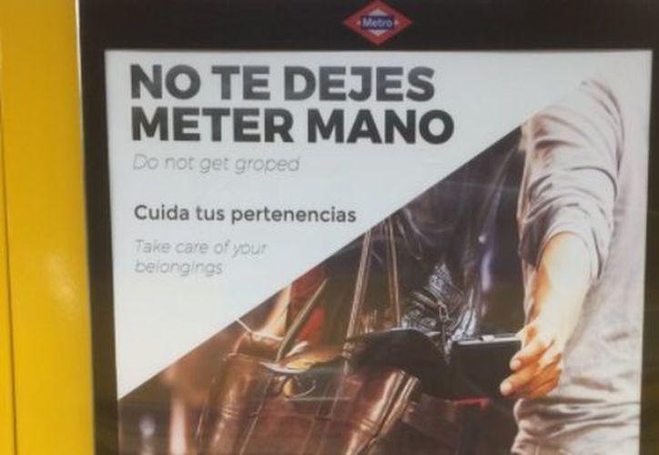 La diputada de 'Podemos' Clara Serra ha sido una de las encargadas en denunciar el doble sentido del mensaje. (El Diario)