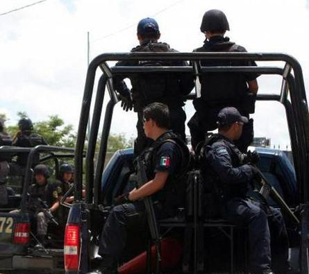 Serán nueve mil policías quienes resguarden los comicios