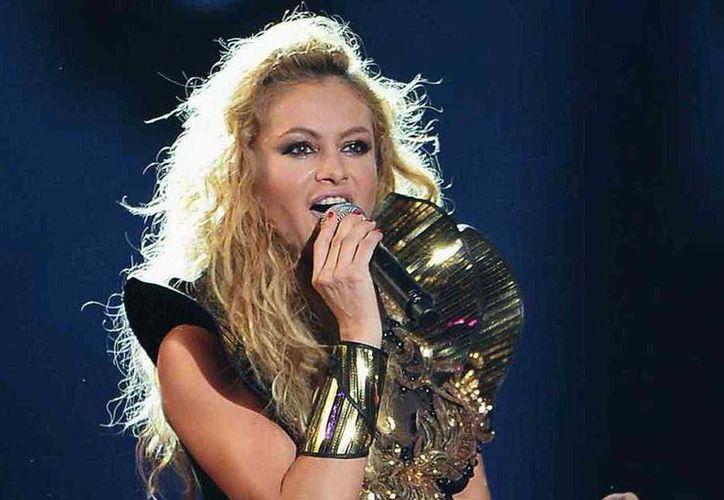 La canción de Paulina Rubio es el tercer sencillo de lo que será su próximo álbum, el cual dará a conocer a principios de 2017.(Telemundo.com)
