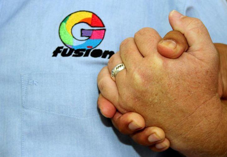 Si en mayo las autoridades estatales y municipales autorizan el marco legal para realizar matrimonios entre personas del mismo sexo, en junio se haría la primera boda gay masiva en Playa del Carmen.  (Adrián Monroy/SIPSE)