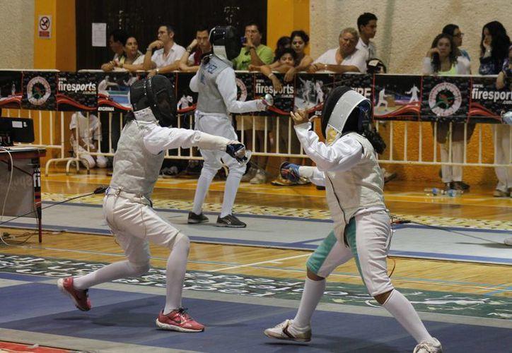 Mañana entran en acción esgrima, ciclismo, tae kwon do y bádminton, la mayoría de los deportes vivirán un sólo día de competencia, a excepción del bádminton. (Redacción/SIPSE)