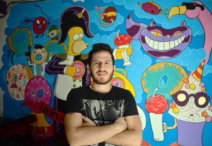 José Osorio apuesta por el consumidor yucateco amante de lo dulce, así como satisfacer al máximo al cliente. (Milenio Novedades)