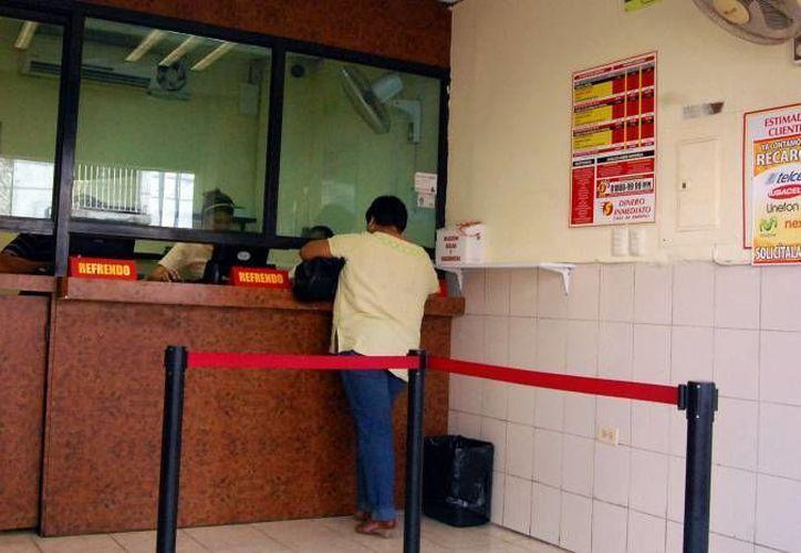 Profeco podrá imponer multas de hasta 2 dos mil 500 pesos a las casas de empeño no registradas ante esta dependencia. (Archivo/SIPSE)