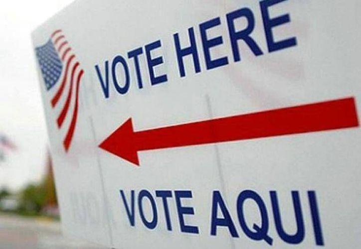 En las elecciones legislativas de 2010 sólo el 31.2 por ciento de los hispanos con derecho a voto lo ejerció.(frontera.info)