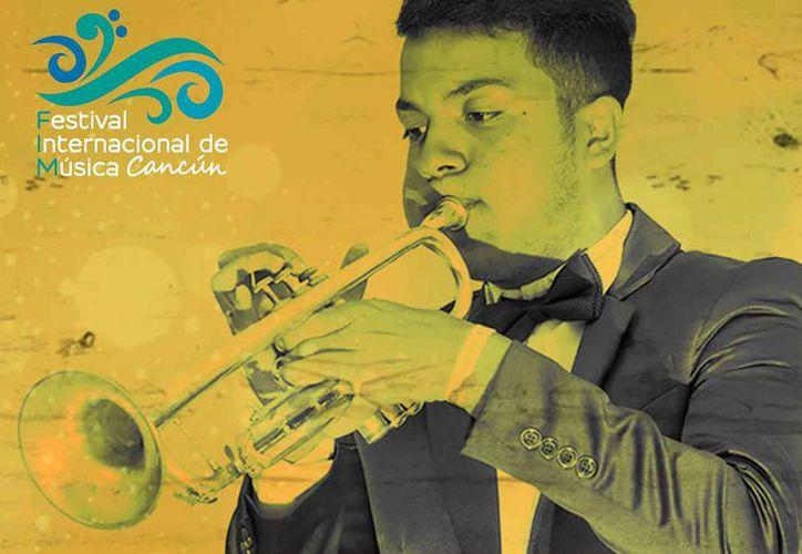 El concurso juvenil de trompeta es parte del Festival Internacional de Música. (Redacción)