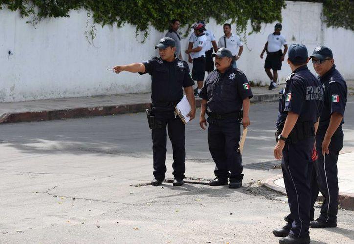 Si el gobierno municipal no cumple con los lineamientos establecidos, los recursos del Fortaseg podrían ser suspendidos para Cozumel. (Gustavo Villegas/SIPSE)